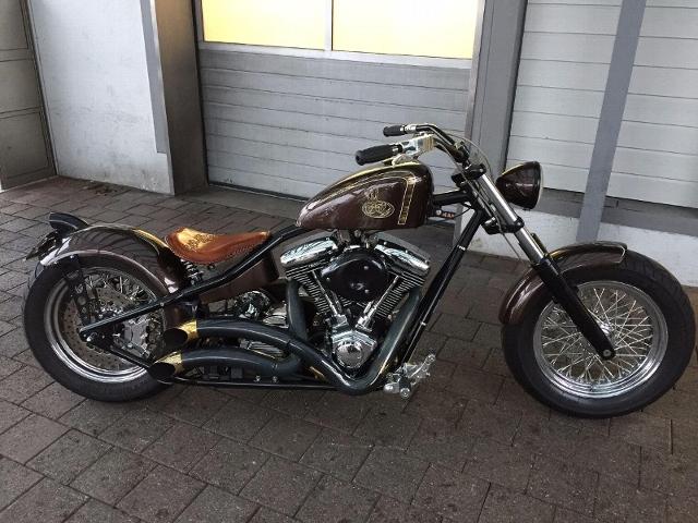 Motorrad kaufen CLASSIC CYCLES Bobber 1647 Feinstes Eisen Occasion