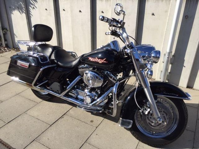Motorrad kaufen HARLEY-DAVIDSON FLHRI 1450 Road King 25kW Occasion