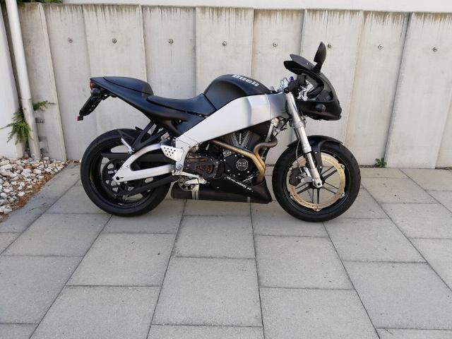 Acheter une moto BUELL XB9R 1000 Firebolt Occasions