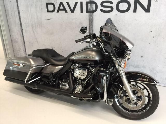 Motorrad kaufen HARLEY-DAVIDSON FLHTKL 1745 Electra Glide Ultra Limited Low ABS Gebaggt Occasion