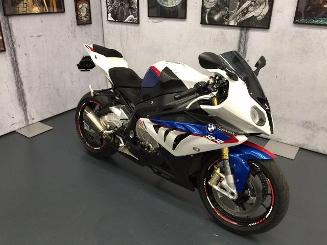 Motorrad kaufen BMW S 1000 RR ABS die Echte heissversion Occasion