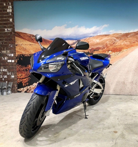 Motorrad kaufen YAMAHA R1 Youngtimer mit Dampf Occasion