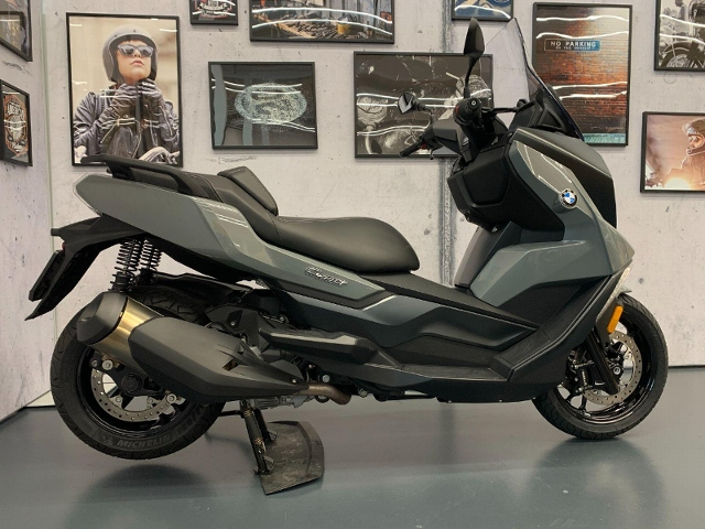 Motorrad kaufen BMW C 400 GT Occasion