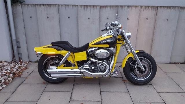 Motorrad kaufen HARLEY-DAVIDSON FXDFSE 1802 Screamin Eagle Dyna Fat Bob Occasion