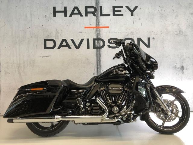 Motorrad kaufen HARLEY-DAVIDSON FLHXSE CVO 1801 Street Glide ABS wie es sein muss! Occasion