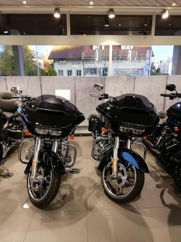 Motorrad kaufen HARLEY-DAVIDSON FLTRX 1745 Road Glide 107 Occasion