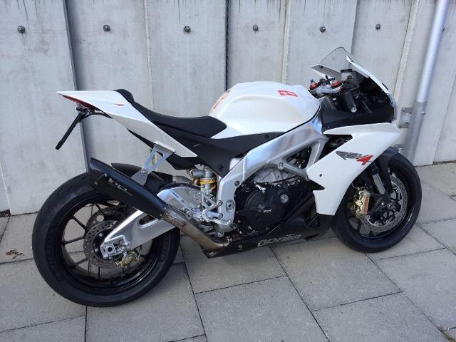Motorrad kaufen APRILIA RSV 4 1000 SBK Kein Eintausch möglich Occasion