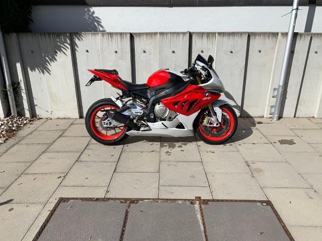 Motorrad kaufen BMW S 1000 RR ABS Superbikelenker Occasion