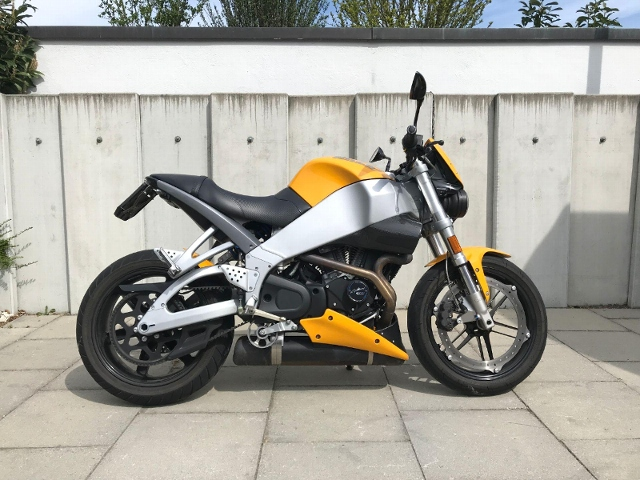 Motorrad kaufen BUELL XB9SX 1000 Lightning CityX Occasion