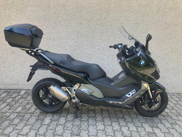 Motorrad kaufen BMW C 600 Sport ABS Occasion
