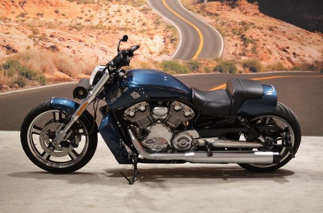 Motorrad kaufen HARLEY-DAVIDSON VRSCF 1250 V-Rod Muscle ABS Occasion