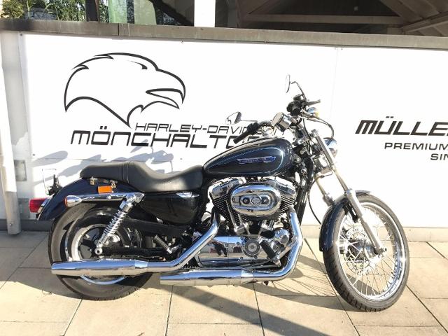 Acheter une moto HARLEY-DAVIDSON XL 1200 C Sportster Custom 25kW Occasions
