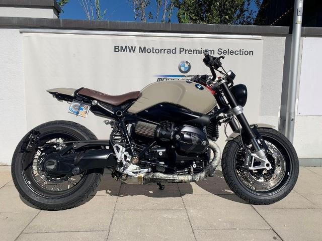Motorrad kaufen BMW R nine T ABS Wird nur noch teuerer Occasion