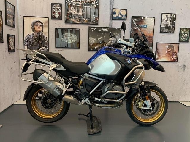 Motorrad kaufen BMW R 1250 GS Adventure Occasion