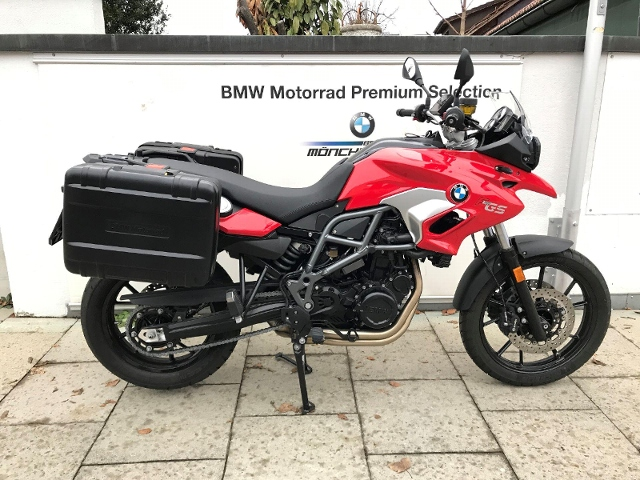 Motorrad kaufen BMW F 700 GS ABS Occasion