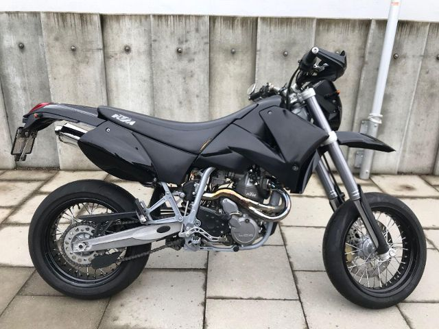 Motorrad kaufen KTM 640 LC4-E Enduro Occasion