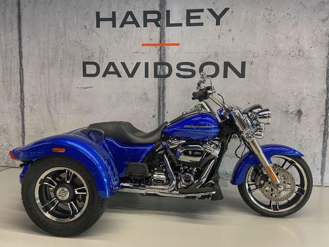Motorrad kaufen HARLEY-DAVIDSON FLRT 1868 Freewheeler  Hingucker Occasion