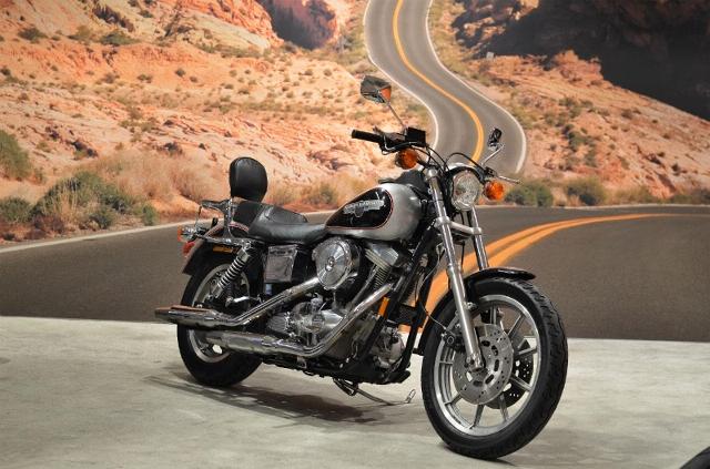 Motorrad kaufen HARLEY-DAVIDSON FXDB 1340 Dyna Glide Daytona Occasion
