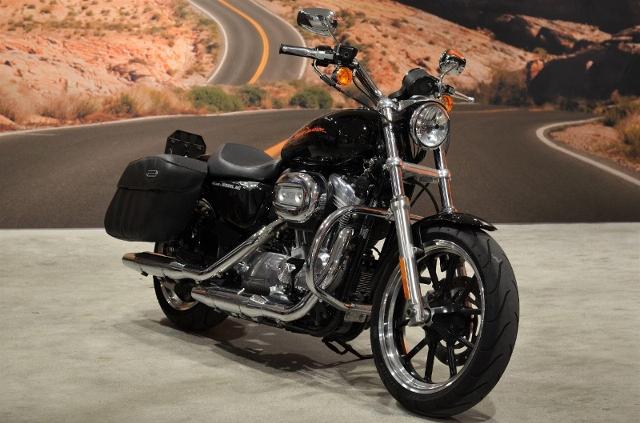 Motorrad kaufen HARLEY-DAVIDSON XL 883 L Sportster Low Occasion