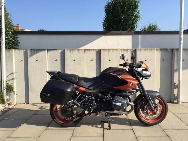 Motorrad kaufen BMW R 1150 R Rockster  Occasion