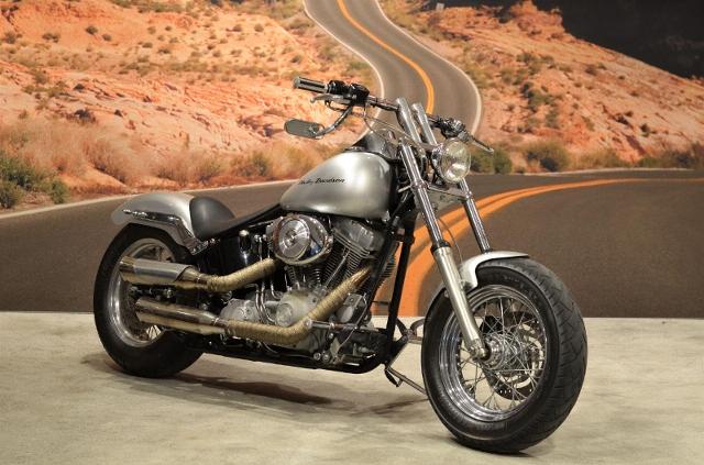 Motorrad kaufen HARLEY-DAVIDSON FXST 1450 Softail Standard Occasion