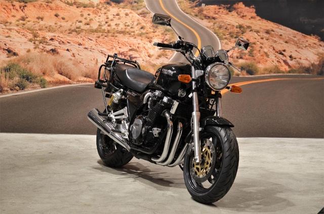 Motorrad kaufen YAMAHA XJR 1200 Occasion