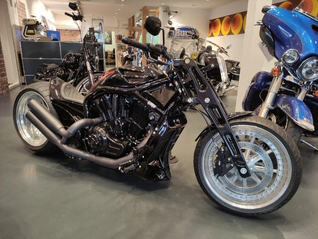 Motorrad kaufen HARLEY-DAVIDSON VRSCDX 1250 Night-Rod Special ABS Occasion