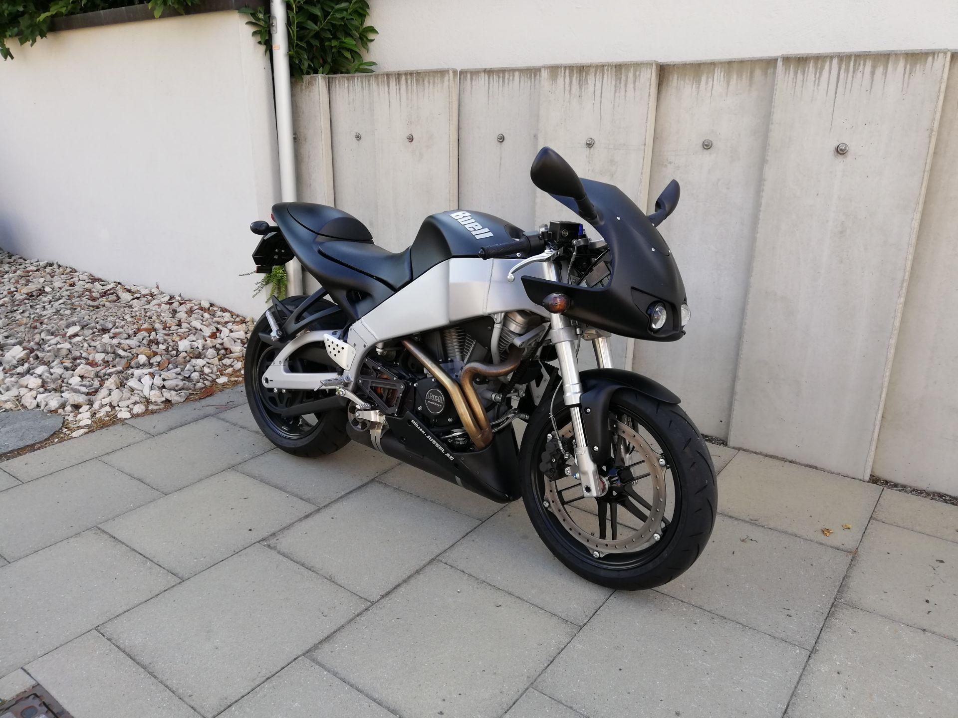 Motorrad Occasion kaufen BUELL XB9R 1000 Firebolt Müller