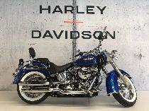 Acheter moto HARLEY-DAVIDSON FLSTN 1690 Softail Deluxe ABS Custom