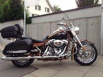 Motorrad kaufen Occasion HARLEY-DAVIDSON FLHRSE4 1802 Screamin Eagle Road King ABS (touring)