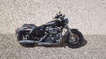 Motorrad kaufen Occasion HARLEY-DAVIDSON XL 1200CB Sportster Custom (custom)