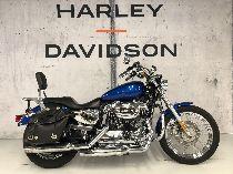 Motorrad kaufen Occasion HARLEY-DAVIDSON XL 1200 L Sportster Low 25kW (custom)