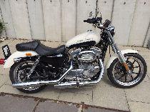 Töff kaufen HARLEY-DAVIDSON XL 883 L Sportster Low Köstlich Custom