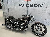 Töff kaufen HARLEY-DAVIDSON FXSBSE 1801 CVO Breakout ABS Limited Fahrmaschine Custom