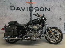 Töff kaufen HARLEY-DAVIDSON XL 883 L Sportster Low ABS Custom