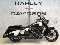 Töff kaufen HARLEY-DAVIDSON FLHRC 1690 Road King Classic ABS Granate Touring