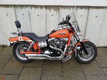 Töff kaufen HARLEY-DAVIDSON FXDF 1584 Dyna Fat Bob Spezial Lackierung Custom