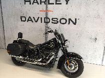 Töff kaufen HARLEY-DAVIDSON FLHCS 1868 Heritage Classic 114 Gut Eingefahren Custom