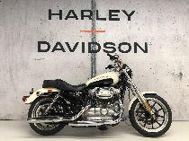 Töff kaufen HARLEY-DAVIDSON XL 883 L Sportster Low ABS Einstiegsdroge Custom