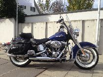 Motorrad kaufen Occasion HARLEY-DAVIDSON FLSTC 1584 Softail Heritage Classic (custom)