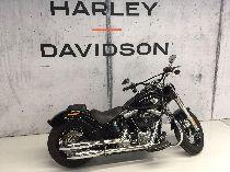 Töff kaufen HARLEY-DAVIDSON FLS 1690 Softail Slim ABS Kess Exhaust on Bord Custom