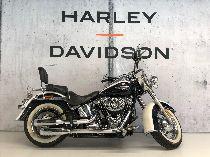 Töff kaufen HARLEY-DAVIDSON FLSTN 1690 Softail Deluxe ABS mit Kess Custom