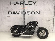Töff kaufen HARLEY-DAVIDSON XL 1200 X Sportster Forty Eight ABS super Gerät Custom