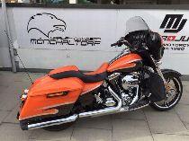 Töff kaufen HARLEY-DAVIDSON FLHX 1690 Street Glide ABS Nobelhobel Touring