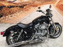 Töff kaufen HARLEY-DAVIDSON XL 883 L Sportster Low ABS VICE 8 617 Custom