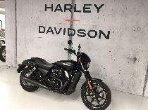Töff kaufen HARLEY-DAVIDSON Street 750 35kw Modell Custom