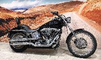 Töff kaufen HARLEY-DAVIDSON FXSTD 1450 Softail Deuce Kein Eintausch Custom