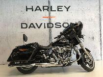 Töff kaufen HARLEY-DAVIDSON FLHX 1690 Street Glide ABS mit Remus Knalltüte Touring