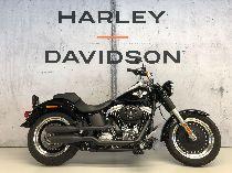 Töff kaufen HARLEY-DAVIDSON FLSTFB 1690 Softail Fat Boy Special VICE 8 617 Custom
