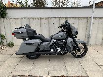 Motorrad kaufen Occasion HARLEY-DAVIDSON FLHTK 1745 Electra Glide Ultra Limited ABS (touring)